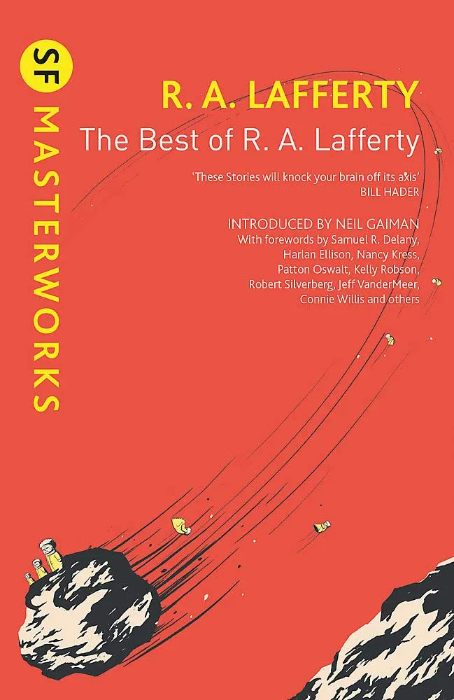 The Best of R.A.Lafferty